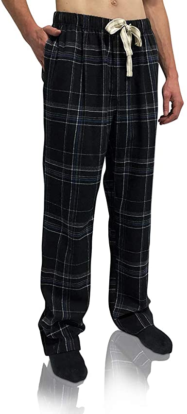 Bottoms Out Men's Comfortable Soft Cozy Warm Holiday Winter .