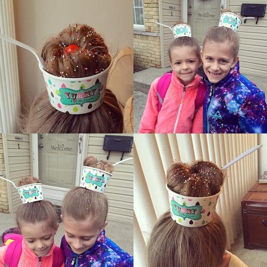 Crazy Hair Day Ideas For Your Kids' School Spirit Week   POPSUGAR .