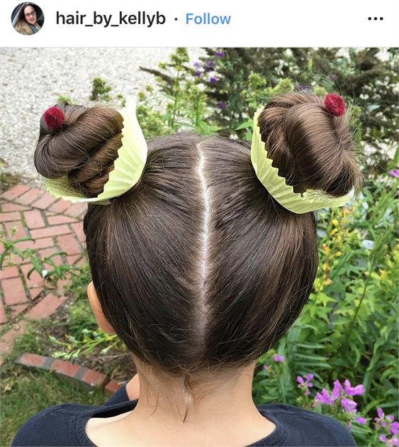 29 Cute Ideas For Kids' Crazy Hair Day at School   Crazy hair for .
