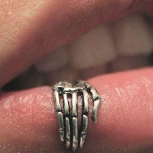 Pin on Spider Bite Pierci