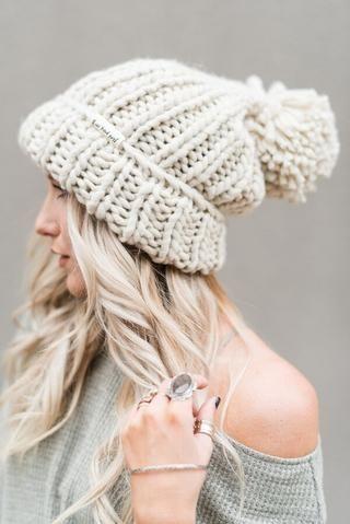 Shop knitted beanies, messy bun beanie hats, trucker hats .