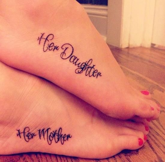 150 Mother Daughter Tattoos Ideas (Ultimate Guide, October 2020 .