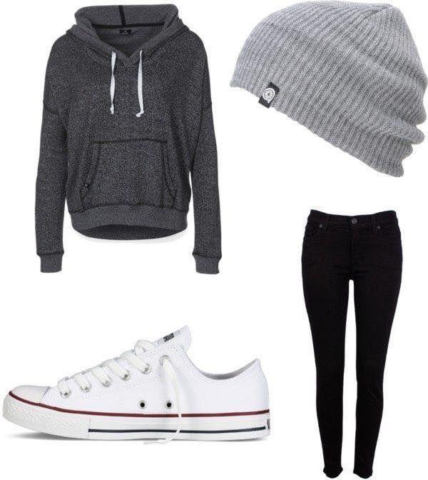 Cute Winter Outfits Teenage Girls-17 Hot Winter Fashion Ideas .