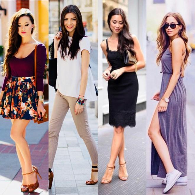 First date outfit ideas for women - Scissor Twists - DIY Costum
