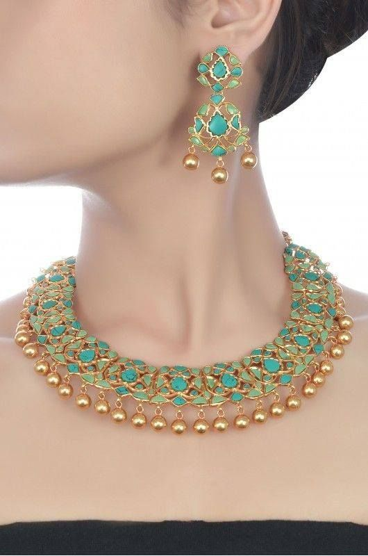 47 Dazzling Turquoise Necklaces to Pack Oodles of Charm to Your .