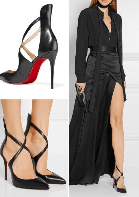 Top 7 Black Designer Pump Shoes That Look Pretty Badass | Classic .