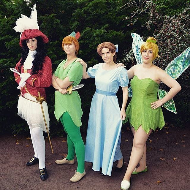 50 Group Disney Costume Ideas For You and Your Squad to Wear This .