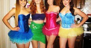 Disney princess modern costumes | Modern halloween, Belly dance .