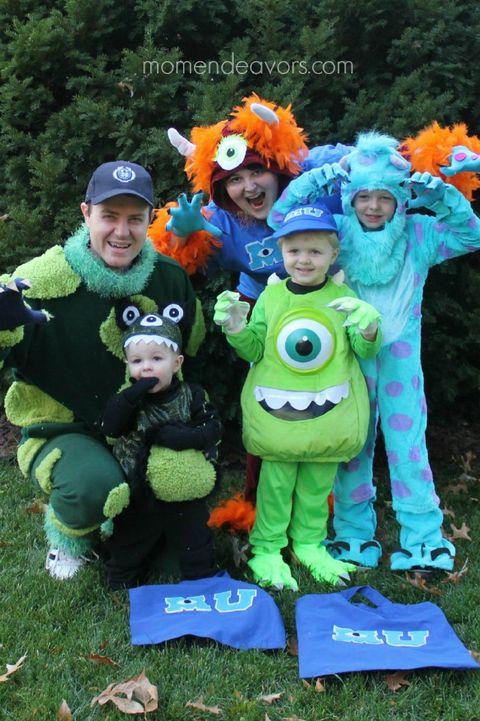 43 DIY Disney Costumes for Kids & Adults - Easy Disney Costum