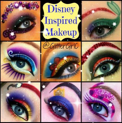 Disney Family   Recipes, Crafts and Activities   Disney makeup .