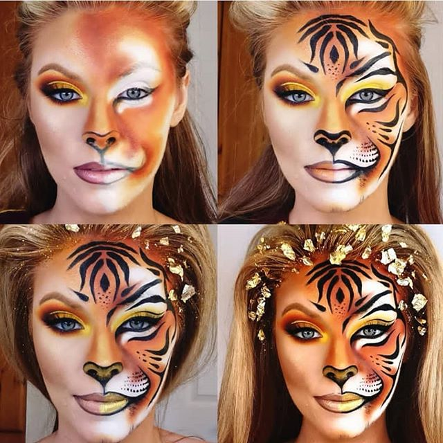 50 Iconic Disney Makeup Ideas inspired From Disney Characte