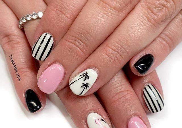 50 Insta-Worthy DIY Nail Art at Home to Incite Droo