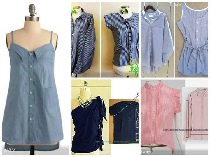32 Ingenious DIY Women Clothes to Take Your Wardrobe to the Next Lev