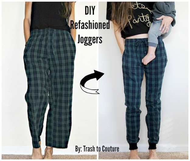DIY Clothes For Women | 37 DIY Fashion Tops, Pants, And Skirts .