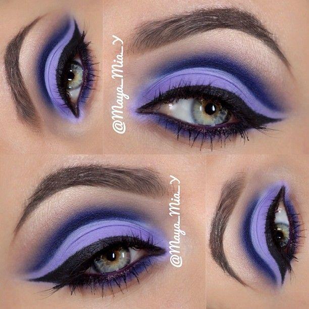 30 Glamorous Eye Makeup Ideas for Dramatic Look | Dramatic eye .