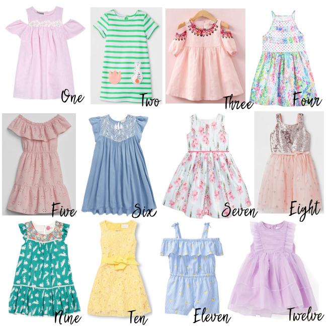 Adorable Easter Dresses for Girls - My Frugal Adventur
