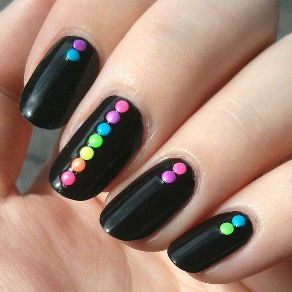 NailDesigns Easy Nail Designs for Beginners. So cute and simple .