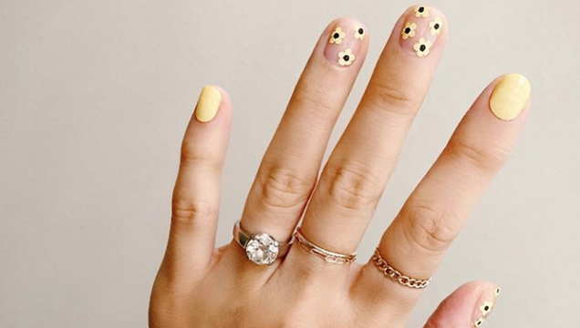 12 Easy Nail Art Ideas You Can Recreate At Ho