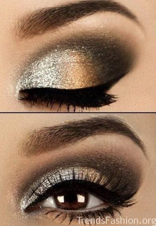 23+ New Years' Eve Makeup Looks as Bold as Your Resolutions .