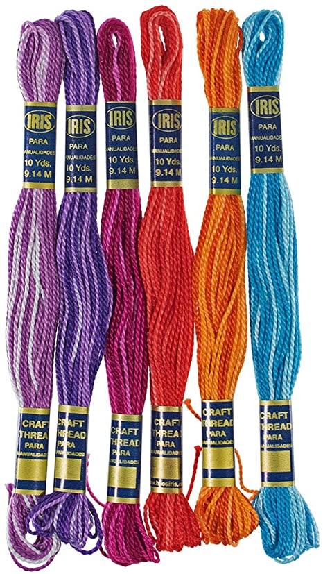 Amazon.com: Floss Friendship Bracelet Kits – Easy to Follow Kit .