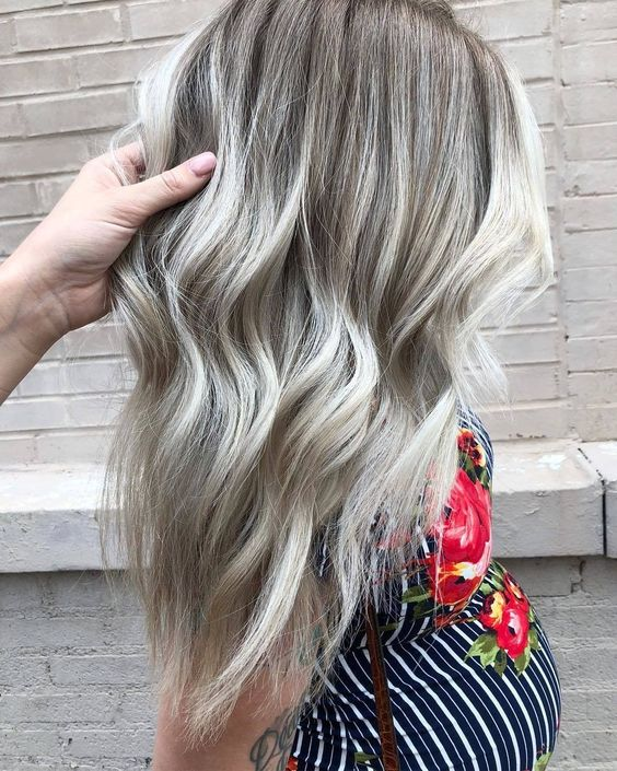 65+ Elegant Ash Blonde Hair Hues You Can't Wait to Try O