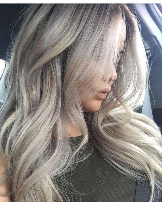 65+ Elegant Ash Blonde Hair Hues You Can't Wait to Try Out .