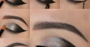 How to Apply Smokey Eyeshadow Step by Step | Smoky eye makeup .
