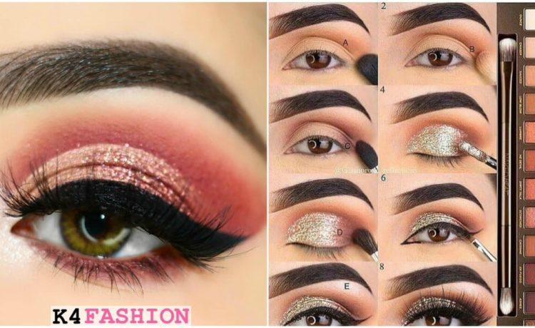 Eye Makeup Ideas You Should Embrace During Quarantine - K4 Fashi