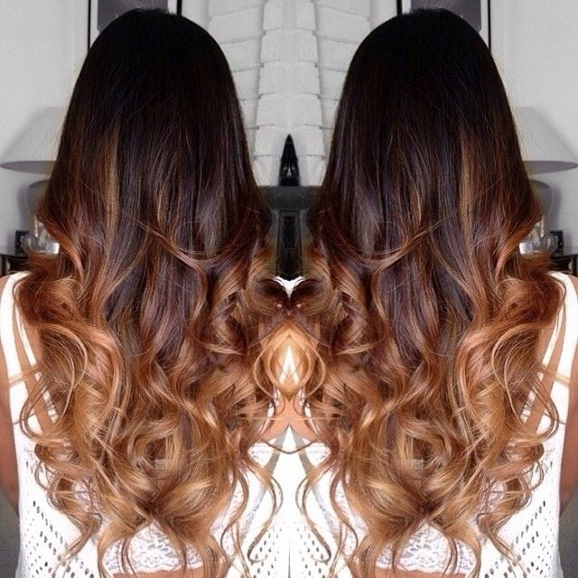 40 Fabulous Ombre & Balayage Hair Styles - Hottest Hair Color .