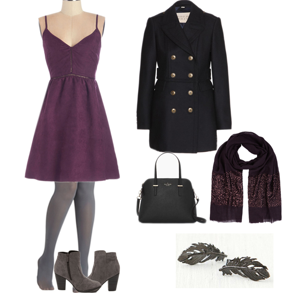 What to Wear to a Fall Bridal Shower - TrueBlu | Bridesmaid .