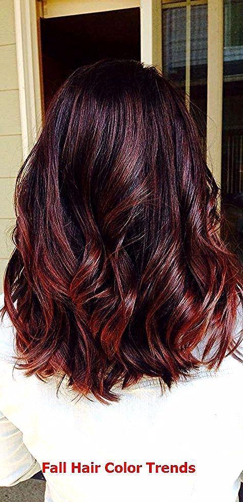 Trending Fall Hair Color Ideas #fallhaircolor #haircolors in 2020 .