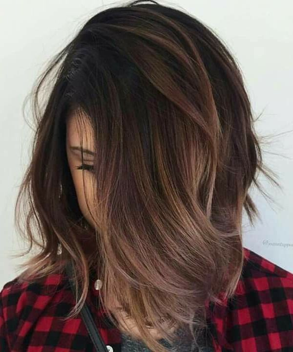 Top 10 Balayage brunette Hair Color Ideas 2017 | Hairstyles Pool .