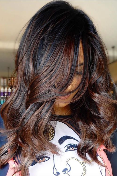 """Cold Brew"""" Hair Is Trending for Fall—And Brunettes Everywhere Are ."""