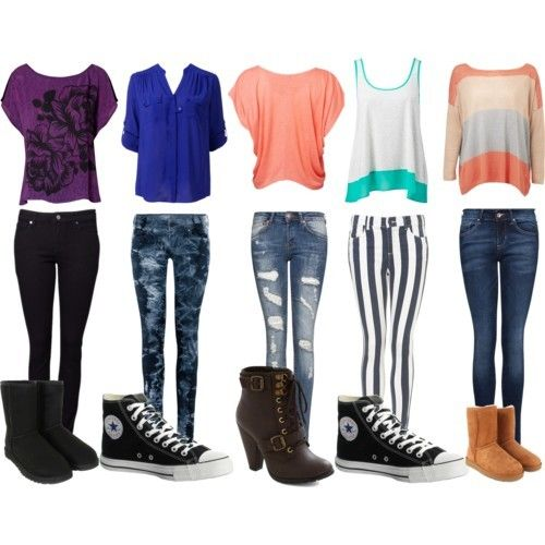 Pin by sabrina fowler on outfits | Tween outfits, Cute girl .