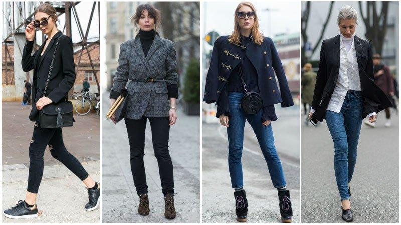 How to Wear Skinny Jeans for Women - The Trend Spott