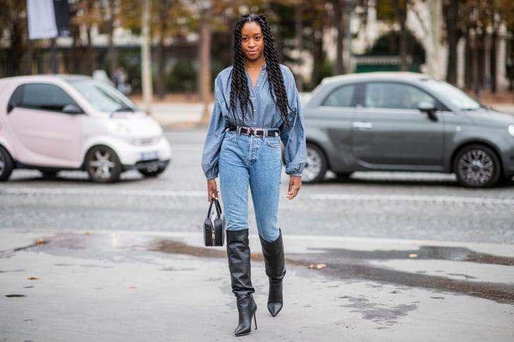 How to Wear Skinny Jeans 2019 | POPSUGAR Fashi
