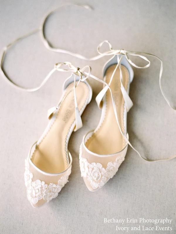 Lace Wedding Ballet Flats   Wedding ballet flats, Wedding flats .