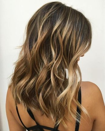 70 Flattering Balayage Hair Color Ideas for 2020 | Brunette .