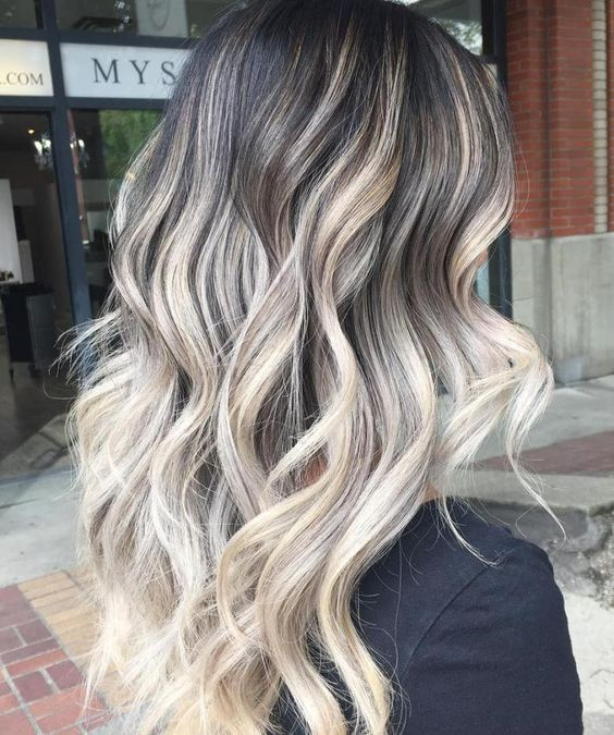 70 Flattering Balayage Hair Color Ideas for 2020 | Hair color for .