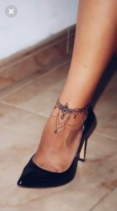 63+ super Ideas tattoo ideas foot tatoo #tattoo | Anklet tattoos .