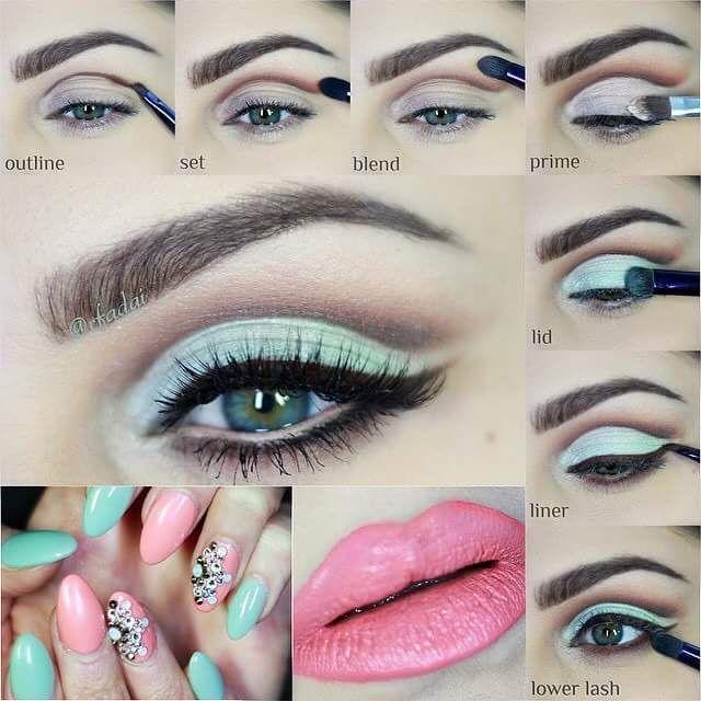 Pin on |Makeup Ideas|Makeup Looks|Makeup Tutorial