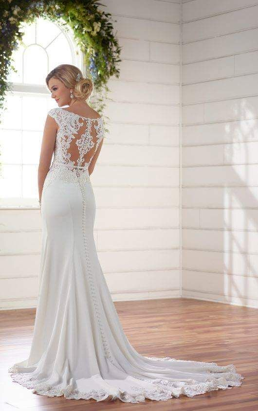45+ Fascinating Fresh Trends and Spring Wedding Dress Ideas .
