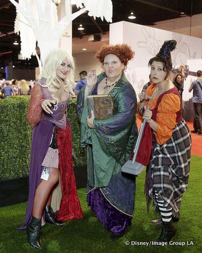 The Sanderson Sisters Are Especially Fun   Disney halloween .