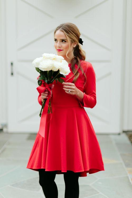 Valentine's Love - Gal Meets Glam | Valentines day dresses .