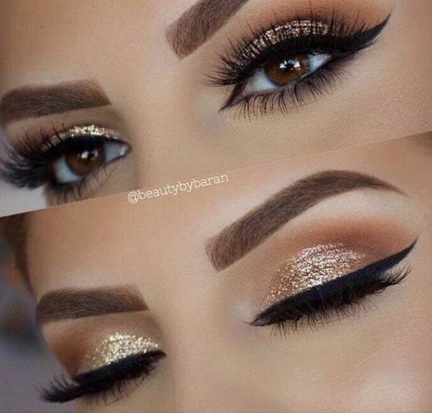 31 Beautiful Wedding Makeup Looks for Brides | StayGlam | Wedding .