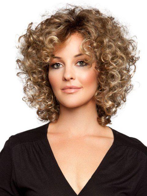 16 Sassy Short Haircuts For Fine Hair | Haircuts for curly hair .