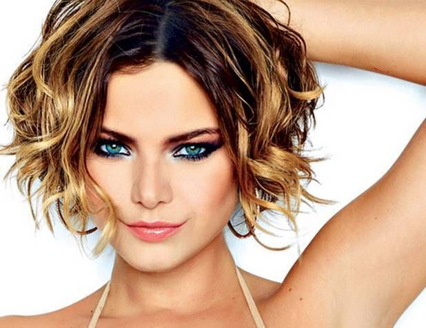 Most Endearing Hairstyles For Fine Curly Hair - Fave HairStyles .