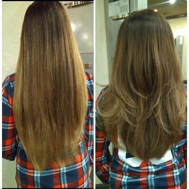 35 Smart Layered Haircuts For Long Hair Spring 20