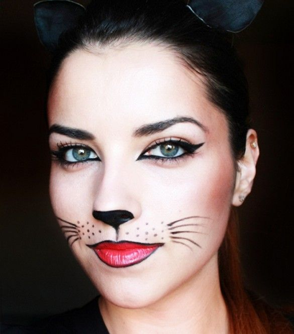 11 Super-Instagrammable Halloween Makeup Looks to Try This Year .