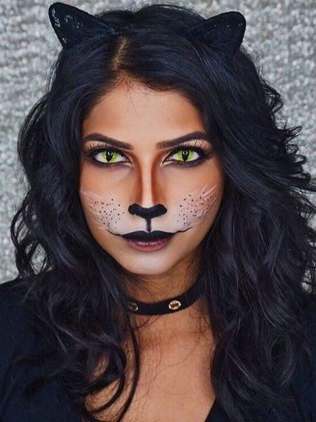 10 Mesmerizing Halloween Makeup Transformations You Need To Watch .